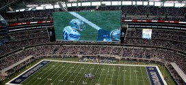 My First Cowboys Game! Krazy