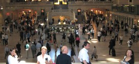Grand Central @ Trip to NYC